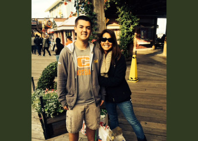 Barbara and Kyle - Fisherman's Wharf